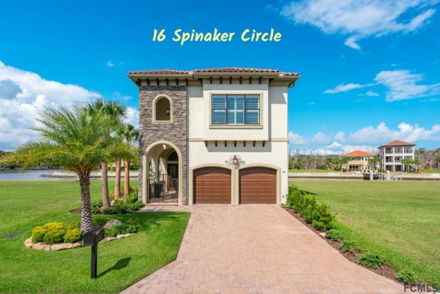 16 Spinaker Circle, Palm Coast, FL 32137 (MLS #242699) :: Memory Hopkins Real Estate