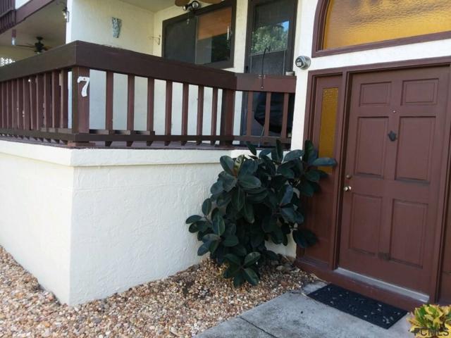 437 N Halifax Avenue #7, Daytona Beach, FL 32118 (MLS #243049) :: Memory Hopkins Real Estate