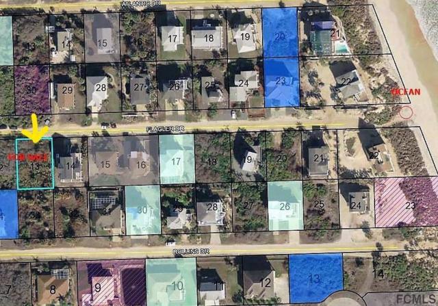 54 Flagler Drive, Palm Coast, FL 32137 (MLS #243110) :: Memory Hopkins Real Estate