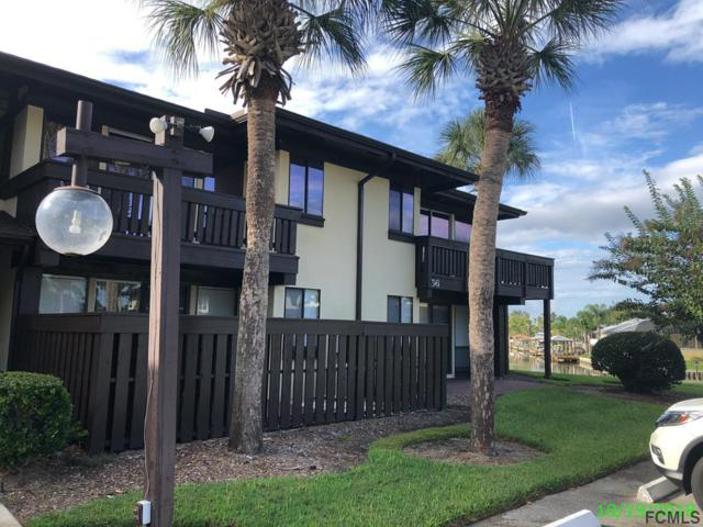 56 Club House Dr #103, Palm Coast, FL 32137 (MLS #243118) :: RE/MAX Select Professionals