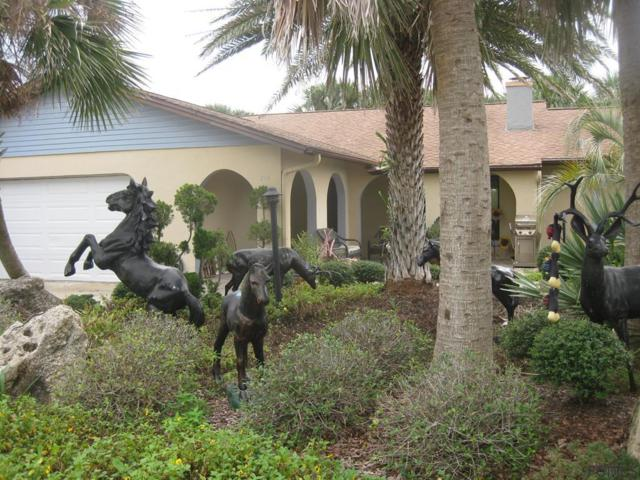 215 Ocean Palm Drive, Flagler Beach, FL 32136 (MLS #243145) :: RE/MAX Select Professionals