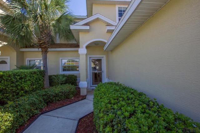 2001 Palm Dr C-103, Flagler Beach, FL 32136 (MLS #243177) :: Memory Hopkins Real Estate