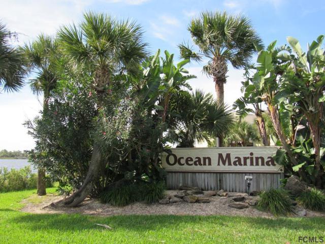 602 Ocean Marina Drive #102, Flagler Beach, FL 32136 (MLS #243209) :: Memory Hopkins Real Estate