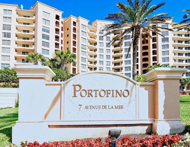 7 Avenue De La Mer #503, Palm Coast, FL 32137 (MLS #243341) :: Memory Hopkins Real Estate