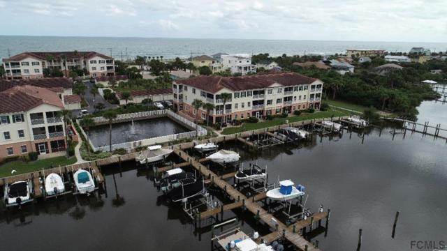 300 Marina Bay Drive #205, Flagler Beach, FL 32136 (MLS #243409) :: Memory Hopkins Real Estate