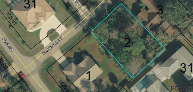 6 Patchogue Lane, Palm Coast, FL 32164 (MLS #243423) :: RE/MAX Select Professionals