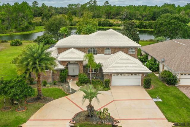 45 Londonderry Dr, Palm Coast, FL 32137 (MLS #243437) :: RE/MAX Select Professionals
