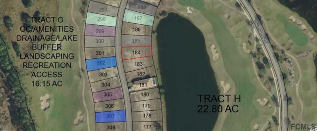 425 Bourganville Drive, Palm Coast, FL 32137 (MLS #243475) :: RE/MAX Select Professionals