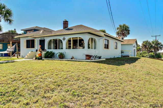 1200 Central Ave S, Flagler Beach, FL 32136 (MLS #243493) :: Memory Hopkins Real Estate