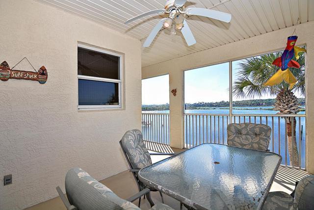 300 Marina Bay Drive #305, Flagler Beach, FL 32136 (MLS #243541) :: Memory Hopkins Real Estate