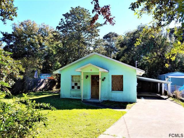 6 Magnolia Rd, Palm Coast, FL 32137 (MLS #243700) :: Memory Hopkins Real Estate