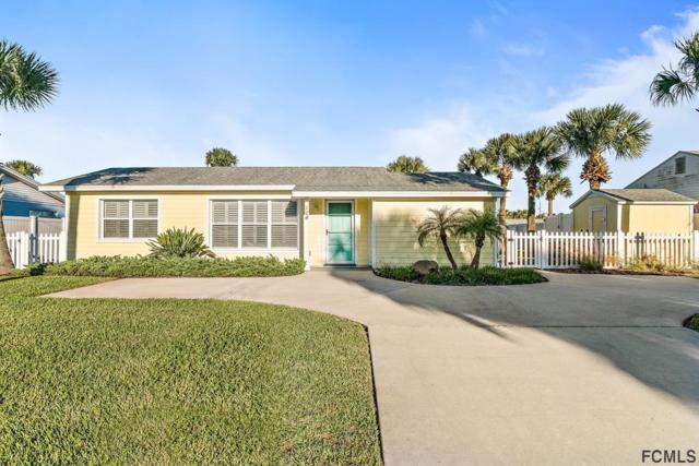 128 Palmetto Ave N, Flagler Beach, FL 32136 (MLS #243907) :: Memory Hopkins Real Estate