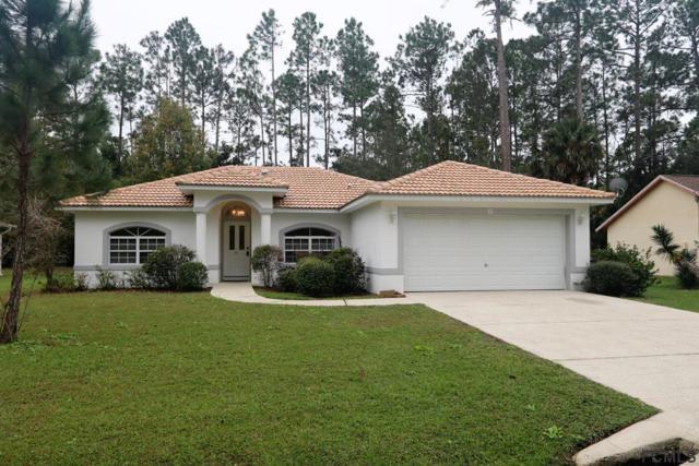 25 Rymer Lane, Palm Coast, FL 32164 (MLS #243946) :: Memory Hopkins Real Estate