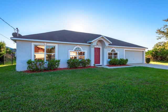 235 Bird Of Paradise Dr, Palm Coast, FL 32137 (MLS #243965) :: Memory Hopkins Real Estate