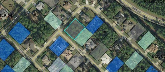 1 Ryall Lane, Palm Coast, FL 32164 (MLS #244001) :: Memory Hopkins Real Estate