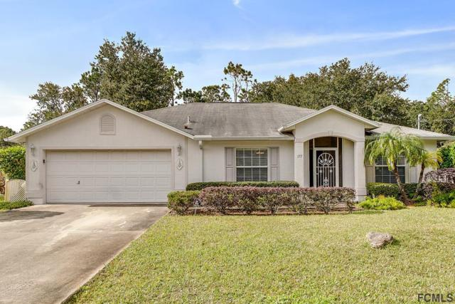 177 Pine Grove Dr, Palm Coast, FL 32164 (MLS #244013) :: Memory Hopkins Real Estate