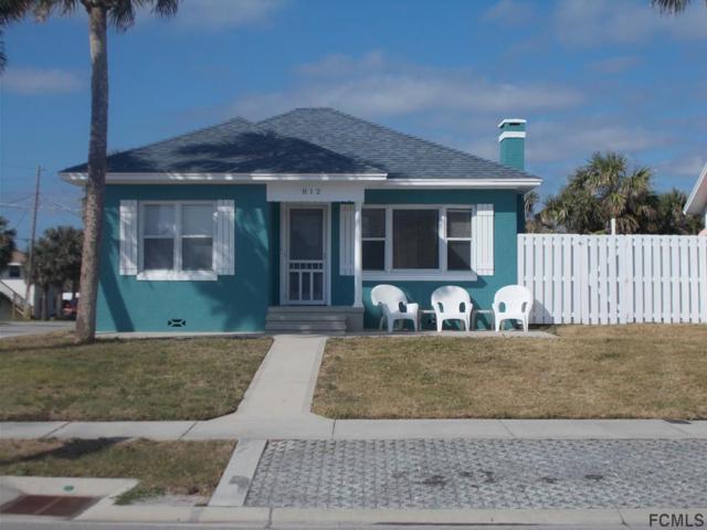 812 S Central Ave, Flagler Beach, FL 32136 (MLS #244127) :: Memory Hopkins Real Estate