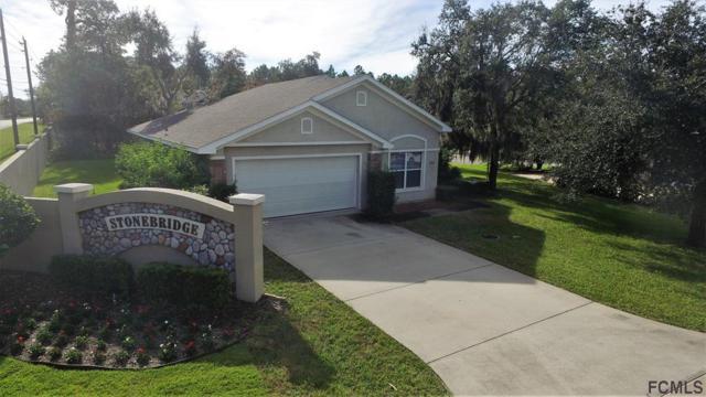 2301 Stonebridge Way, Flagler Beach, FL 32136 (MLS #244483) :: RE/MAX Select Professionals