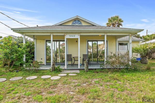 1222 Central Ave S, Flagler Beach, FL 32136 (MLS #244525) :: Memory Hopkins Real Estate