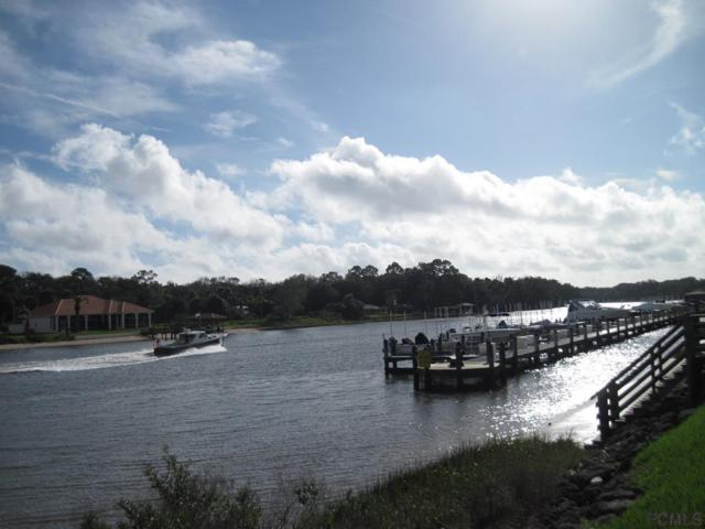 4 Slip Canopy Walk Marina, Palm Coast, FL 32137 (MLS #244588) :: RE/MAX Select Professionals