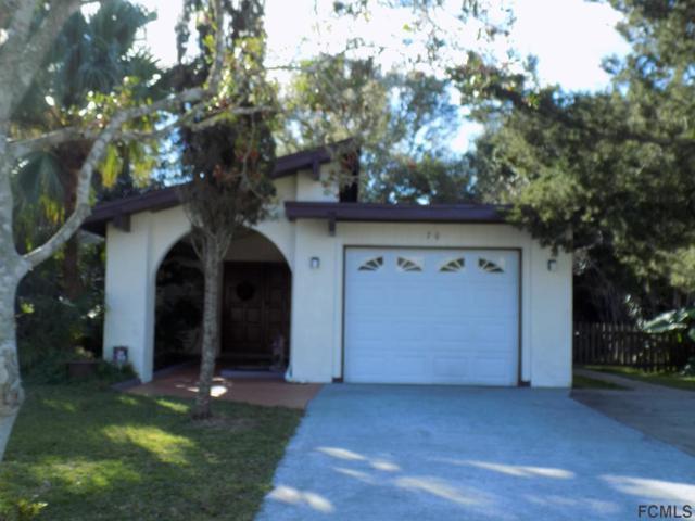 70 Farragut Drive, Palm Coast, FL 32137 (MLS #244874) :: Pepine Realty
