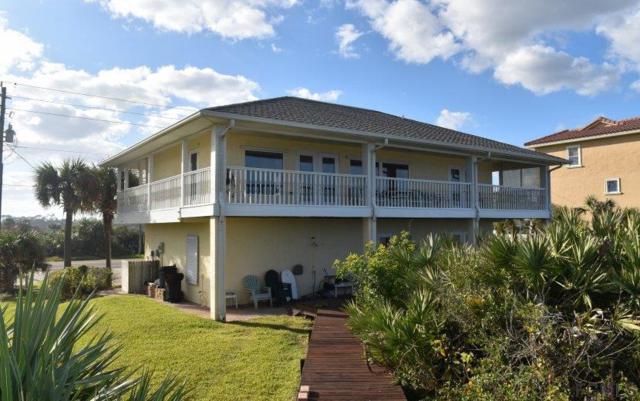 2715 N Ocean Shore Blvd, Flagler Beach, FL 32136 (MLS #244876) :: Pepine Realty