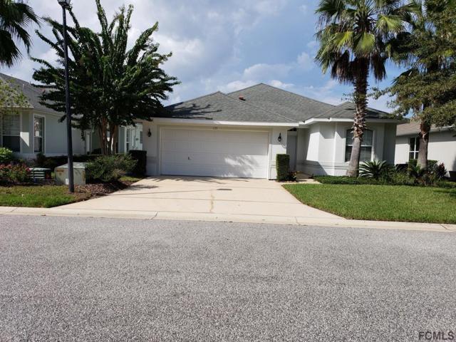 133 Raintree Cir, Palm Coast, FL 32164 (MLS #244916) :: RE/MAX Select Professionals