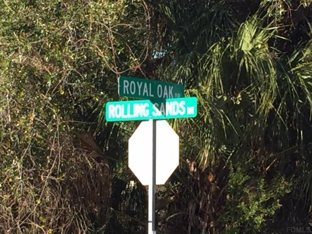 1 Royal Oak Drive, Palm Coast, FL 32164 (MLS #244933) :: RE/MAX Select Professionals