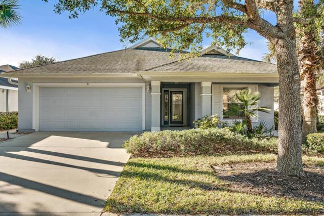 9 Pine Harbor Dr, Palm Coast, FL 32137 (MLS #244942) :: RE/MAX Select Professionals