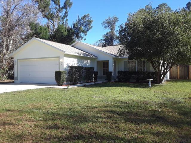 74 Zaun Trail, Palm Coast, FL 32164 (MLS #244948) :: RE/MAX Select Professionals