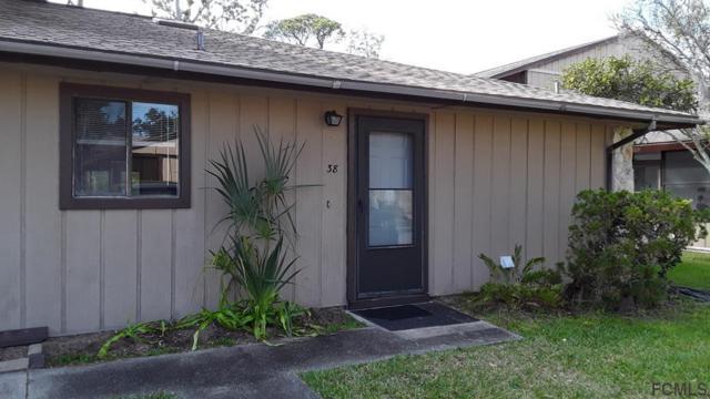 38 Village Dr #12, Flagler Beach, FL 32136 (MLS #244976) :: RE/MAX Select Professionals