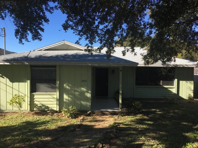 1940 S Daytona Ave, Flagler Beach, FL 32136 (MLS #245067) :: RE/MAX Select Professionals