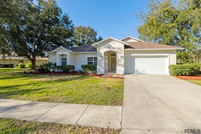 10 Mount Vernon Lane, Palm Coast, FL 32164 (MLS #245423) :: RE/MAX Select Professionals