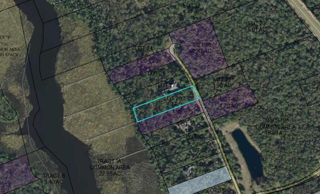 89 Bridle Ridge Court, Flagler Beach, FL 32136 (MLS #245427) :: RE/MAX Select Professionals