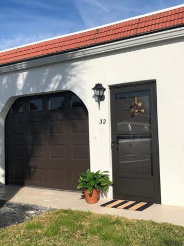 32 N Ocean Palm Villas N #32, Flagler Beach, FL 32136 (MLS #245515) :: RE/MAX Select Professionals