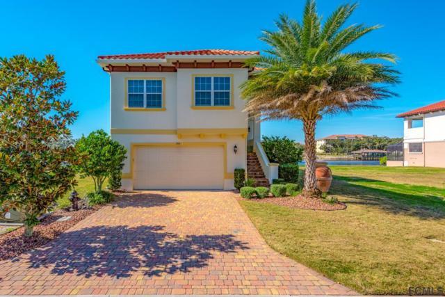 284 Yacht Harbor Dr, Palm Coast, FL 32137 (MLS #245538) :: Memory Hopkins Real Estate