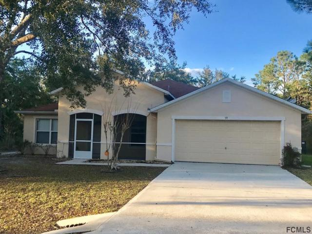 59 Raleigh Drive, Palm Coast, FL 32164 (MLS #245563) :: RE/MAX Select Professionals