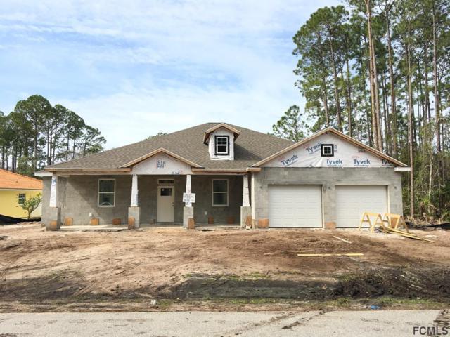54 Wasserman Drive, Palm Coast, FL 32164 (MLS #245661) :: RE/MAX Select Professionals