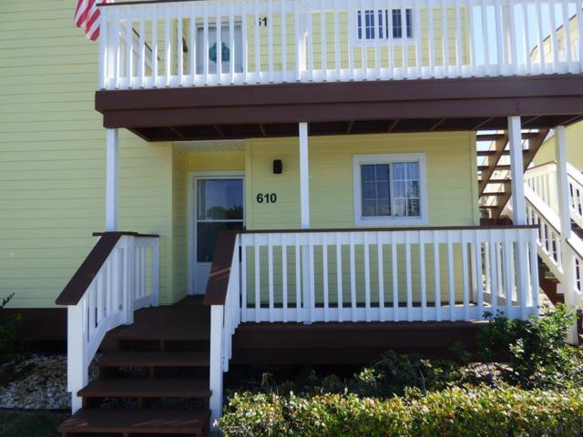 610 S Ocean Marina Drive #610, Flagler Beach, FL 32136 (MLS #246268) :: RE/MAX Select Professionals