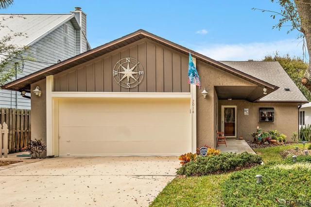 2014 S Flagler Ave, Flagler Beach, FL 32136 (MLS #246369) :: Memory Hopkins Real Estate