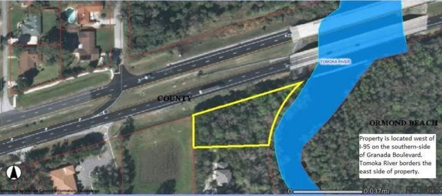 1850 W Granada Blvd, Ormond Beach, FL 32174 (MLS #246384) :: Pepine Realty