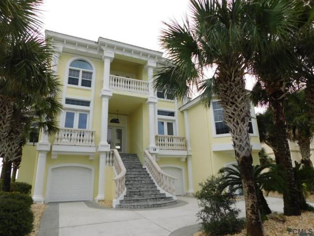 15 Ocean Ridge Blvd S, Palm Coast, FL 32137 (MLS #246412) :: Pepine Realty