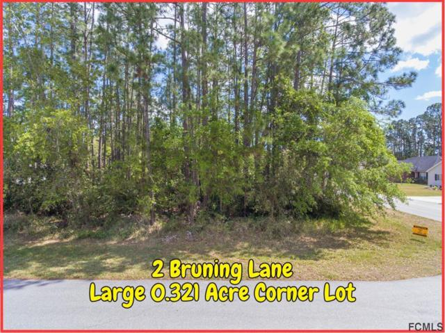 2 Bruning Lane, Palm Coast, FL 32137 (MLS #246997) :: RE/MAX Select Professionals