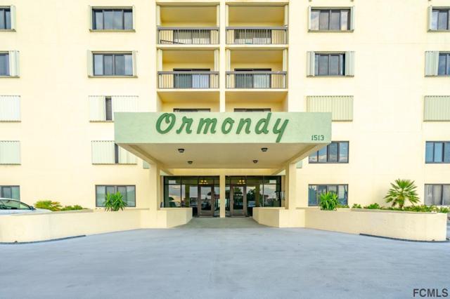 1513 Ocean Shore Blvd A5, Ormond Beach, FL 32176 (MLS #247333) :: Noah Bailey Real Estate Group