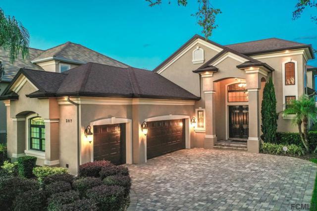 207 Riverwalk Dr S, Palm Coast, FL 32137 (MLS #247499) :: RE/MAX Select Professionals