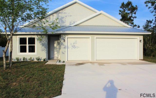 128 Ulysses Trl, Palm Coast, FL 32164 (MLS #247588) :: Memory Hopkins Real Estate