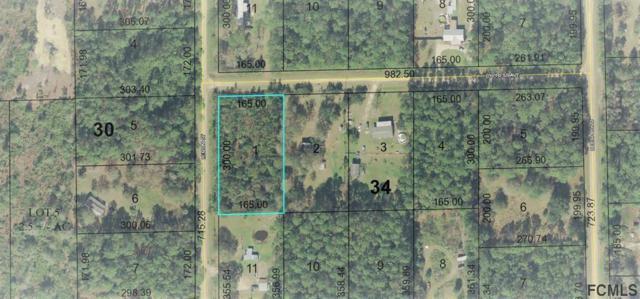 5639 Cypress St, Bunnell, FL 32110 (MLS #247657) :: Memory Hopkins Real Estate
