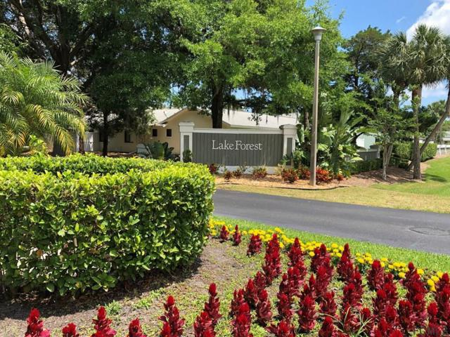 81 Lake Forest Pl #81, Palm Coast, FL 32137 (MLS #247973) :: Memory Hopkins Real Estate