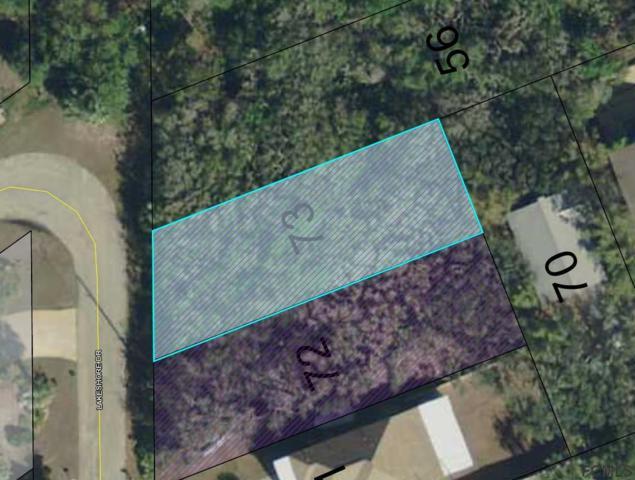 2643 Lakeshore Dr, Flagler Beach, FL 32136 (MLS #248058) :: RE/MAX Select Professionals