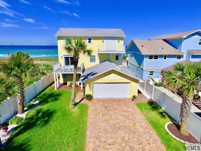2544 S Ocean Shore Blvd, Flagler Beach, FL 32136 (MLS #248060) :: RE/MAX Select Professionals